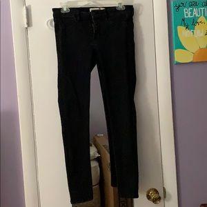 🌊🌊Hollister Co. Super Skinny Jeans sz 9 short 🌊